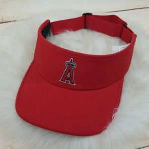 Los Angeles Angeles MLB visor adjustable